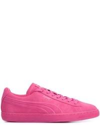 tenis rosas puma