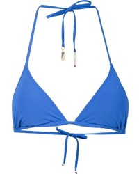 Top de Bikini Azul de Stella McCartney