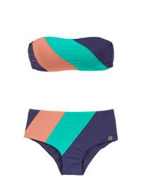 Top de bikini en multicolor de BRIGITTE