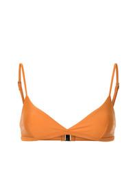 Top de Bikini Naranja de Matteau