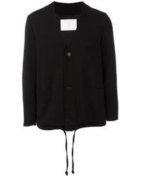 Traje de lana negro de Societe Anonyme