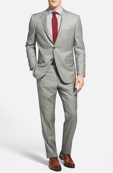 Trajes gris claro combinaciones - Combinaciones con gris ...