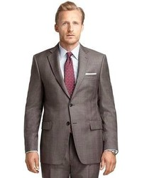Traje Marrón de Brooks Brothers