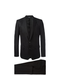 Traje negro de Dolce & Gabbana