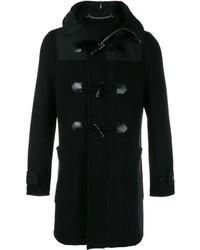Trenca negra de Givenchy