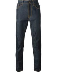 Vaqueros azul marino de Nudie Jeans