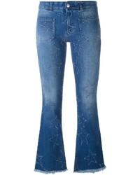 Vaqueros de Campana Azules de Stella McCartney
