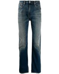 Vaqueros desgastados azul marino de Calvin Klein Jeans