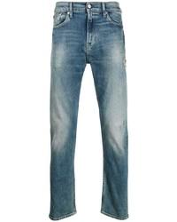 Vaqueros desgastados azules de Calvin Klein Jeans