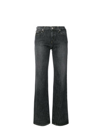Vaqueros en gris oscuro de Armani Jeans