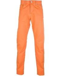 Vaqueros naranjas de Pt01