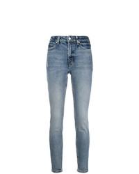 Vaqueros pitillo celestes de Calvin Klein Jeans