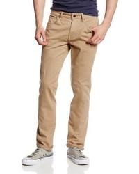 Vaqueros pitillo marrón claro de Joe's Jeans