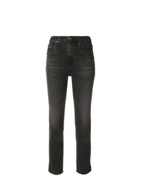 Vaqueros pitillo negros de AG Jeans