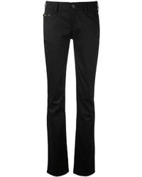 Vaqueros pitillo negros de Armani Jeans