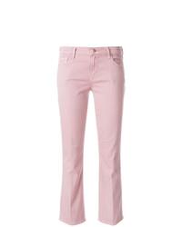 Vaqueros pitillo rosados de J Brand