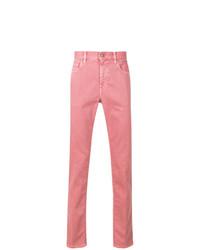 Vaqueros rosados de Z Zegna