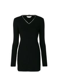 Vestido ajustado negro de Alyx