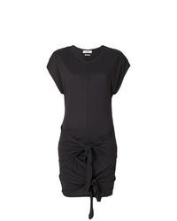 Vestido ajustado negro de Isabel Marant Etoile