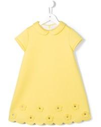 Vestido amarillo de Simonetta