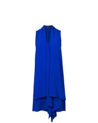 Vestido amplio azul de Derek Lam
