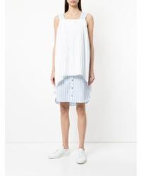 Vestido amplio blanco de Monographie