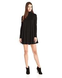 Vestido amplio negro de Glamorous