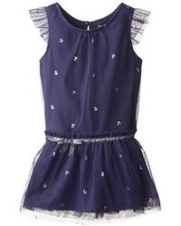 Vestido azul marino de Nautica