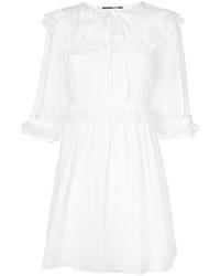 Vestido blanco de MCQ