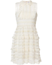 Vestido blanco de RED Valentino