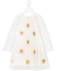 Vestido blanco de Stella McCartney