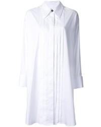 Vestido camisa blanca