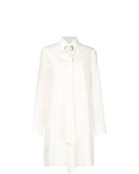 Vestido camisa blanca de Chloé