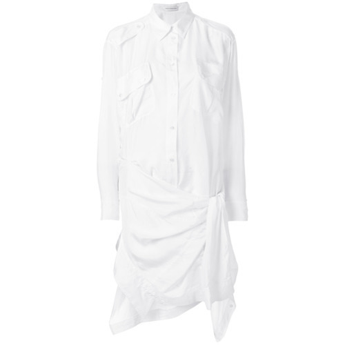 Vestido camisa blanca de Faith Connexion