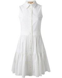 Vestido Camisa Blanca de Michael Kors