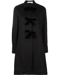 Vestido camisa negra de See by Chloe