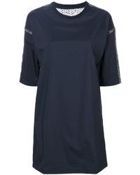 Vestido casual azul marino de adidas