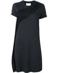 Vestido casual de seda negro de 3.1 Phillip Lim