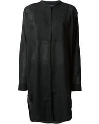 Vestido casual negro de Isabel Marant