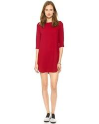 3259ee2c2 Cómo combinar un vestido casual rojo (25 looks de moda)