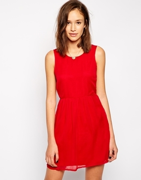 4ba6a017a Vestidos casuales en rojo – Vestidos de fiesta