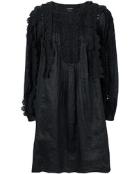 Vestido de Encaje Negro de Isabel Marant
