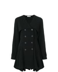 Vestido de esmoquin negro de JW Anderson
