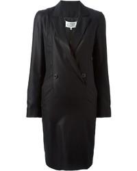 Vestido de esmoquin negro de Maison Margiela