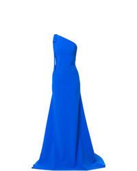Vestido de noche azul original 1393251