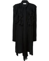 Vestido de seda negro de Faith Connexion
