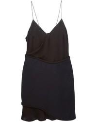Vestido de tirantes negro de 3.1 Phillip Lim