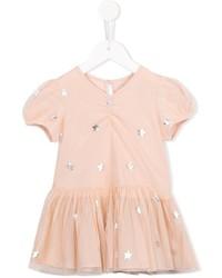 Vestido de tul rosado de Stella McCartney