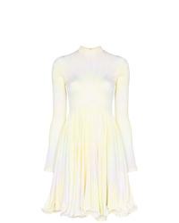 Vestido de vuelo efecto teñido anudado en multicolor de Stella McCartney