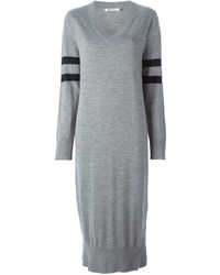 Vestido jersey gris de Alexander Wang